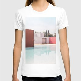 Silent Poetry Between Sky and Water T-shirt