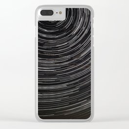 Long Exposure of the Polaris Clear iPhone Case