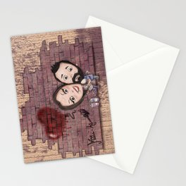 Line Matita's Art - Murales Stationery Cards