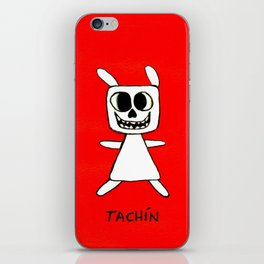 TACHÍN!! iPhone Skin