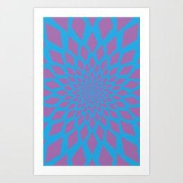 the good trip Art Print