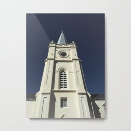 Steeple Sighting Metal Print