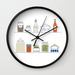 In my Pantry Wall Clock
