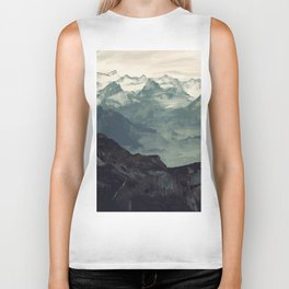 Mountain Fog Biker Tank