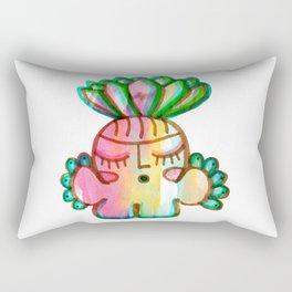 Cactuz 1 Rectangular Pillow
