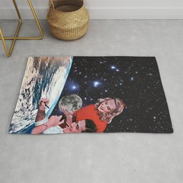 Playing with Earth Rug