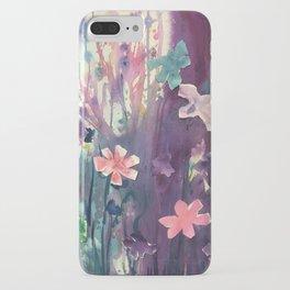 Wildflowers II iPhone Case