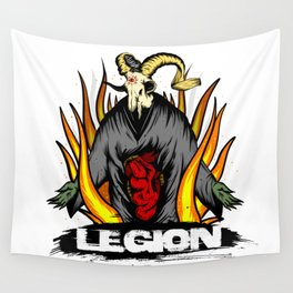 We Are Legion Wall Tapestry