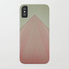 Modern Pyramid  iPhone Case