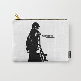 Watch dogs (aiden pearce) Carry-All Pouch