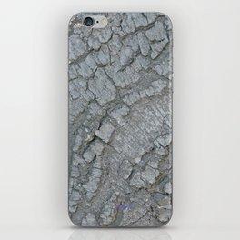 TEXTURES -- California Bay Tree Bark iPhone Skin