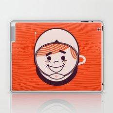 Retro Space Guy Laptop & iPad Skin