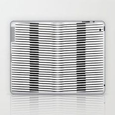 Black lines Laptop & iPad Skin