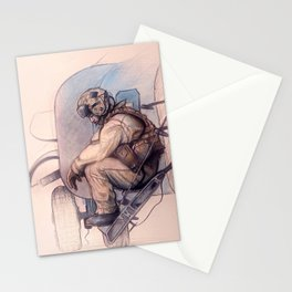 Osprey Crew Chief  Stationery Cards