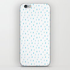 drip drop iPhone & iPod Skin