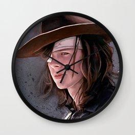 The Walking Dead - Carl Grimes Wall Clock