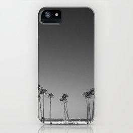 Palm Tree Beach iPhone Case