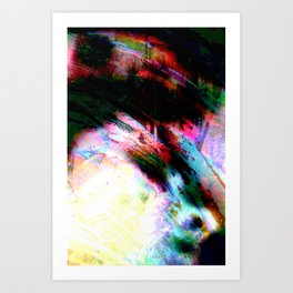 You and Your Death Art Print