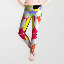 earth tectonics Leggings