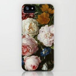 Vintage Botanical No. 1 iPhone Case