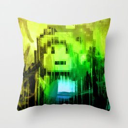 """Pixie Lisa"" by C2™ &  iN8™ Throw Pillow"