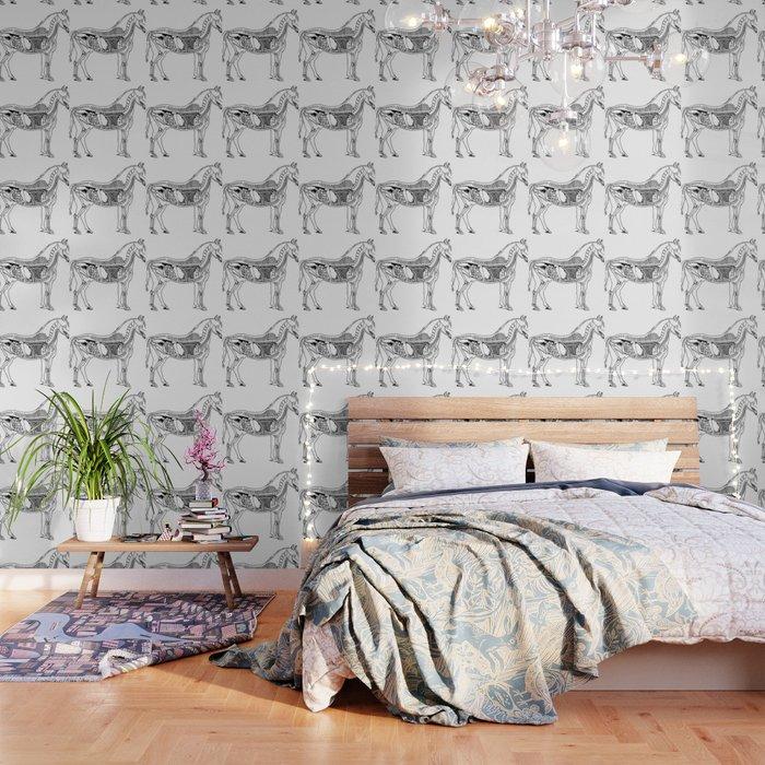 Horse (Inside) Wallpaper
