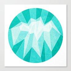 Blue Mountain Canvas Print