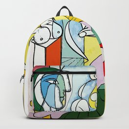 Pablo Picasso The Sculptor, 1931 Artwork Shirt, Reproduction Backpack