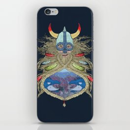 Viking iPhone Skin