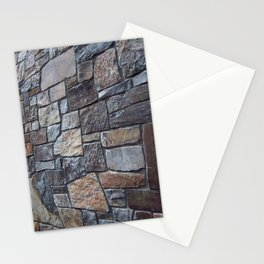 Stonework Stationery Cards
