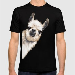 Sneaky Llama T-shirt