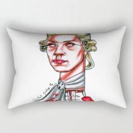 Edward Mott Rectangular Pillow