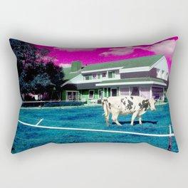 The Cow Rectangular Pillow