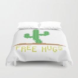 free hugs 2 Duvet Cover