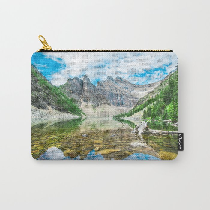 Lake Agnes, Alberta Carry-All Pouch