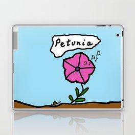 Petunia Laptop & iPad Skin