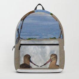 godwit kiss Backpack
