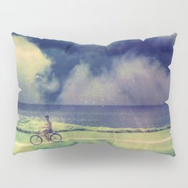 Riding in the Sky Pillow Sham