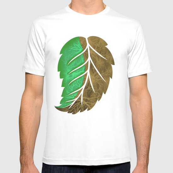 Drying Leaf T-shirt
