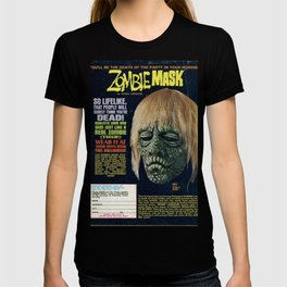 Zombie Mask T-shirt