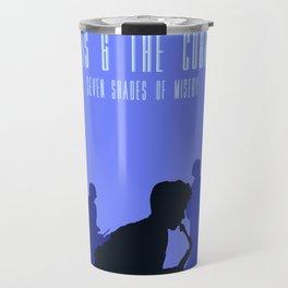 Lewis & the Cobalts Travel Mug