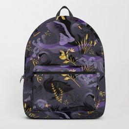 Black swans | dark Backpack