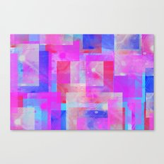 techno base Canvas Print