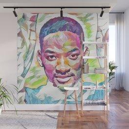 Will Smith (Creative Illustration Art) Wall Mural
