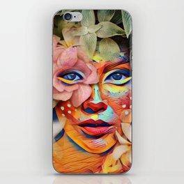 She No.8 iPhone Skin