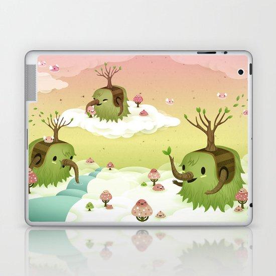 Mossiphants Laptop & iPad Skin