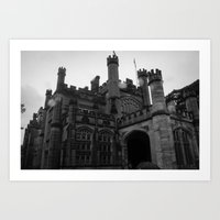 Government House Art Print