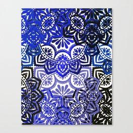 Mandala Artwork Canvas Print