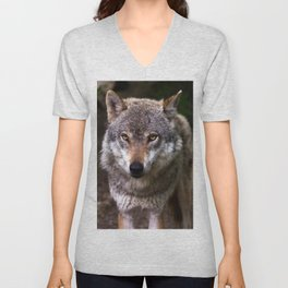Confrontation Unisex V-Neck