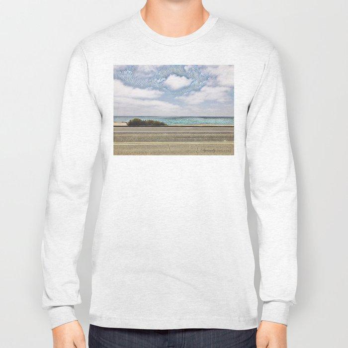 Cliffside Mosaic Long Sleeve T-shirt